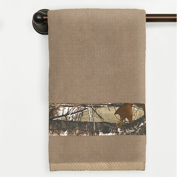 Xtra 100% Cotton Hand Towel by Realtree Bedding